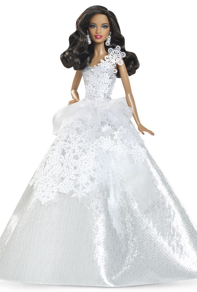 2013 Holiday Barbie Doll − African American - Special Occasion Dolls | Barbie Collector