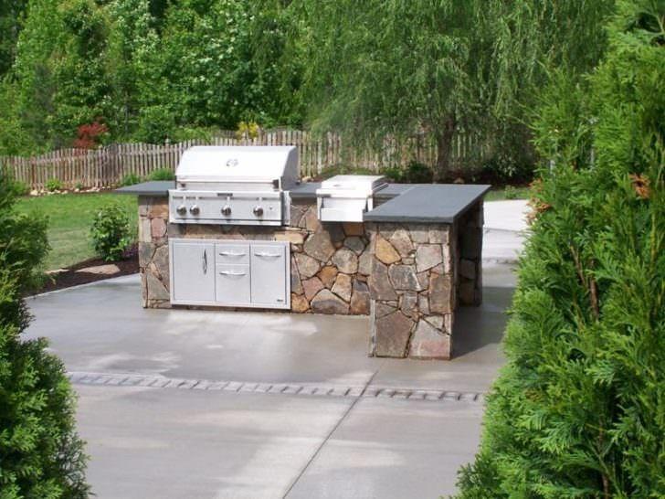 Outdoor Küchen Ideen : Outdoor küche ideen top outdoor küche küchen ideen und outdoor