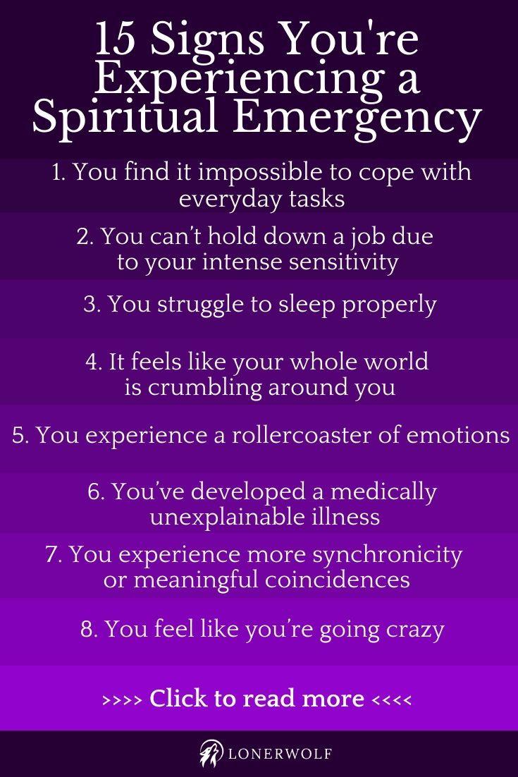 13+ Experiencing a spiritual awakening trends