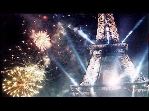 Jean Michel Jarre - Live Eiffel Tower Paris - Full Screen Edition 2014