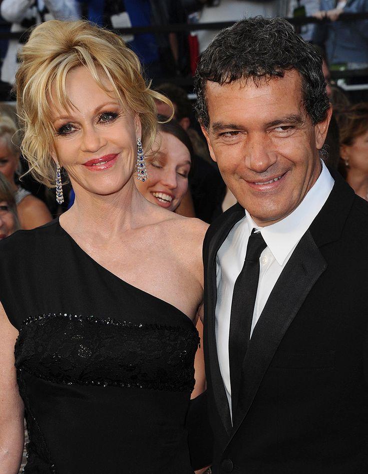 Antonio Banderas et Mélanie Griffith