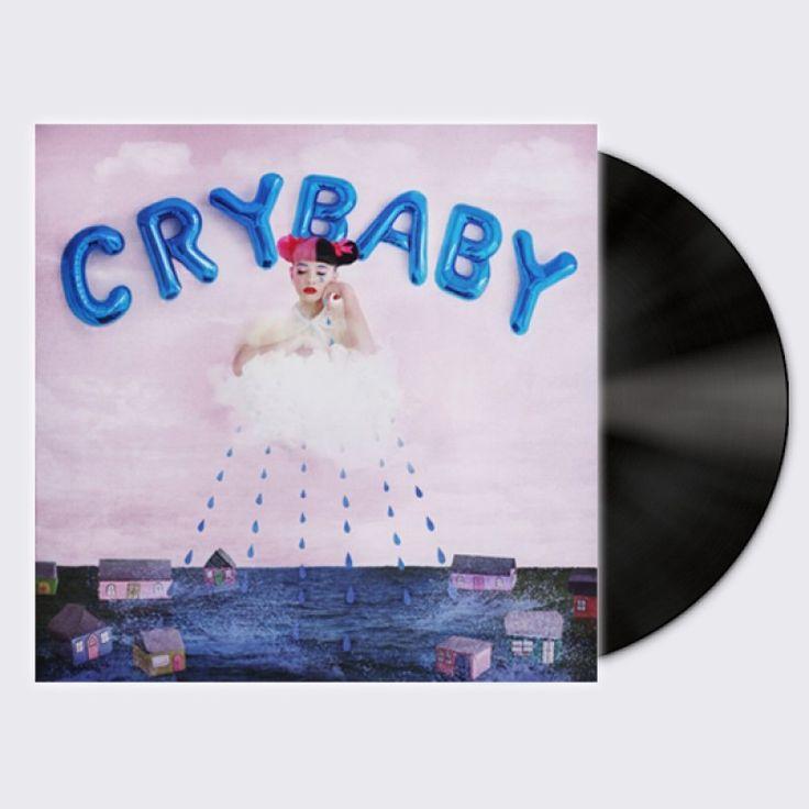 Melanie Martinez Crybaby vinyl (from her webstore, 19.99)