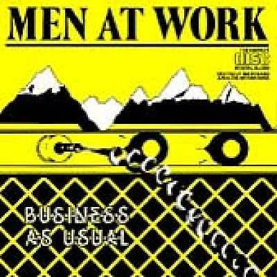 I just used Shazam to discover Down Under (Extended Mix) by Men At Work. http://shz.am/t47415709