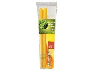 Naturhelix Ohrenkerzen mit Zitronengras, Zitronengras (2-er Packung) - Ohrkerzen aus natürlichen Inhaltsstoffen