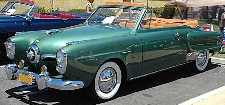 De 1950 à 1959, page 1, les voitures anciennes de collection, v1.