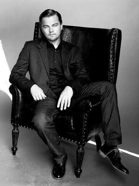 Ever since Growing Pains i have loved him as an actor.... Leonardo DiCaprio