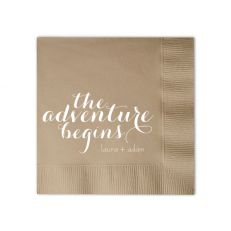 Cocktail Napkins | Personalized Napkins for Any Occasion | ForYourParty.com
