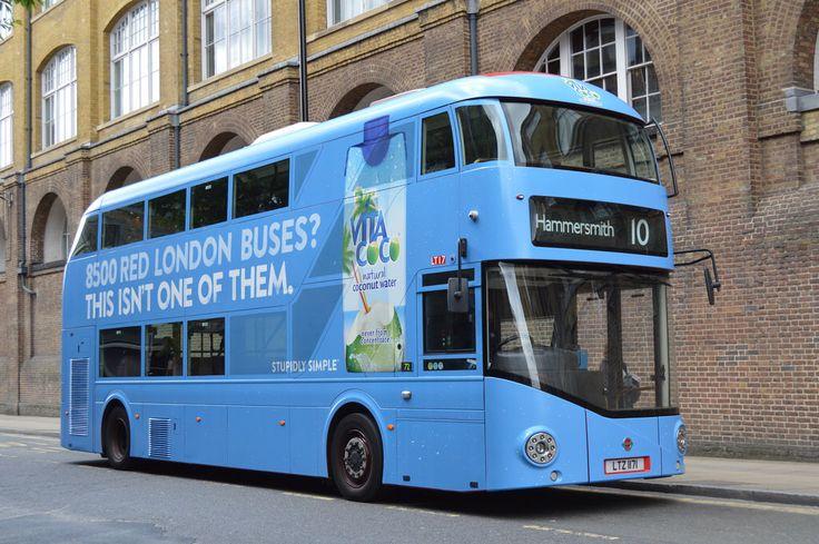LT 171 (LTZ 1171) London United New Routemaster