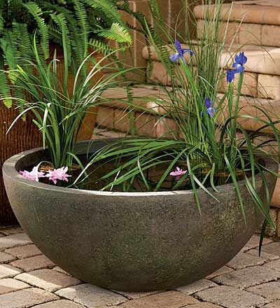 Best 25+ Patio Pond Ideas Only On Pinterest | Small Garden Ponds, Container  Fish Pond And Fish Ponds