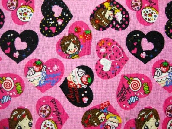 Sweet girl in pinkHalf Yard by DoodooShop on Etsy, $4.90: Girls Generation, Sweet Girls