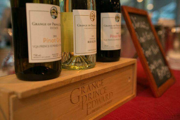 Grange of Prince Edward Vineyards & Estate Winery