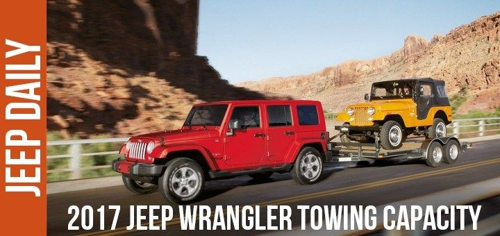 Awesome Towing Capacity 2013 Jeep Wrangler