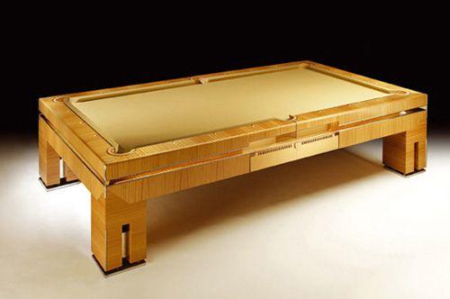 Tresserra Bolero Pool Table | 2dayBlog