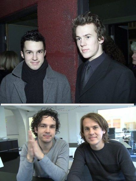 Then and Now with Ylvis ~ Brothers Bård and Vegard Ylvisåker