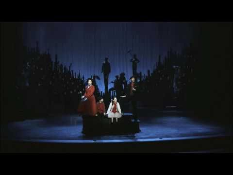"""Mary Poppins on Broadway, """"Step In Time"""" - The opening chords of this song just send excitement through me! LOVE this production."""