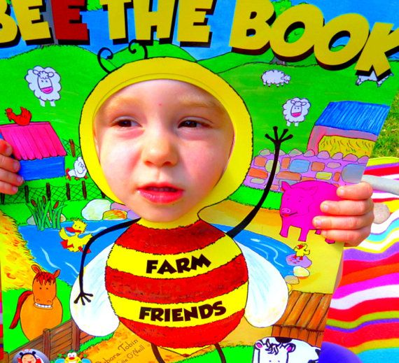 Bee The Book Farm Friends a totally original way by BeeTheBooks