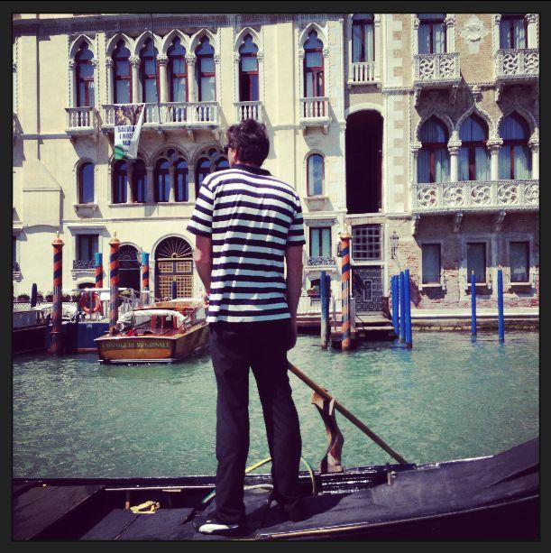Gondola - Grand Canal