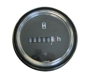 En oferta Reloj Cuenta horas VDO ViewLine quarzo 12-24v Negro 52 mm