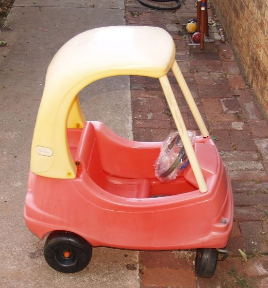 Furniture | Cozy coupe makeover, Cozy coupe, Landscaping