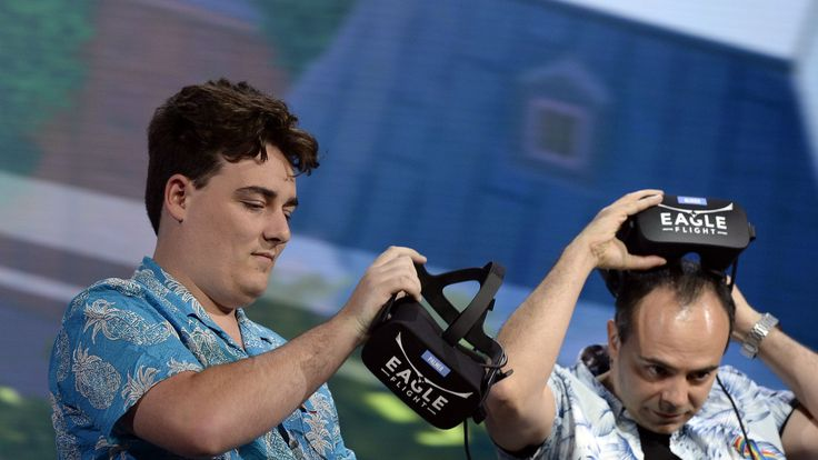 Palmer Luckey backs VR project to make exclusive Oculus games run on the HTC Vive https://www.theverge.com/2017/6/30/15904518/palmer-luckey-oculus-rift-htc-vive-vr-exclusive-games-crossvr