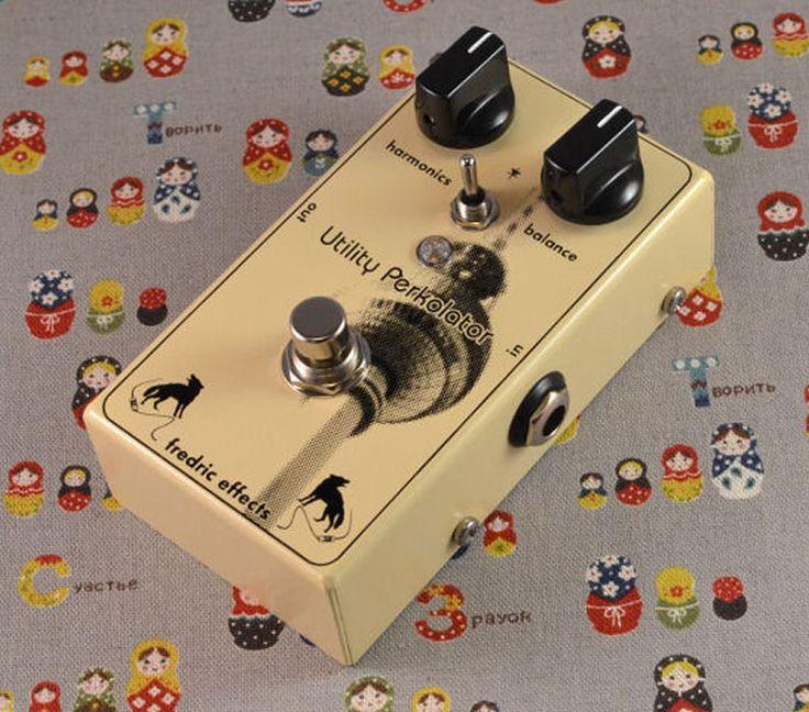 Fredric Effects Utility Perkolator – the best Harmonic Percolator