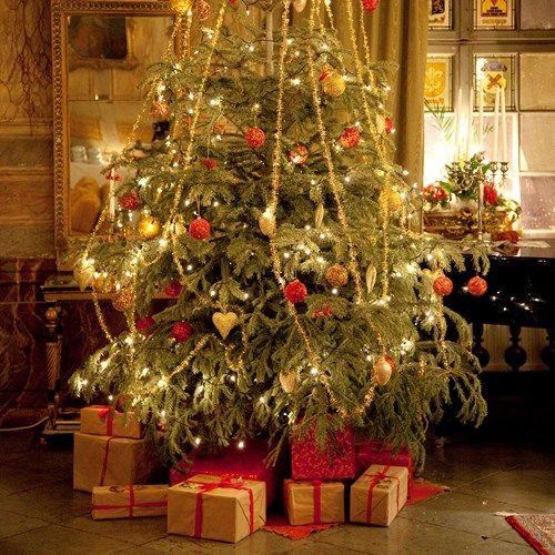 Julfirande Häringe slott