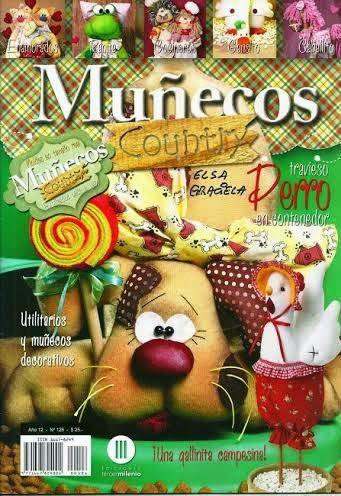 MUÑECOS COUNTRY No.123 - Alandaluz Lopez M. - Álbumes web de Picasa