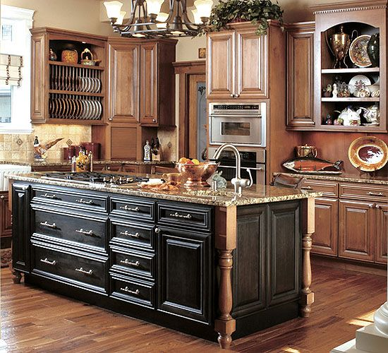 French Country Kitchens: Authentic
