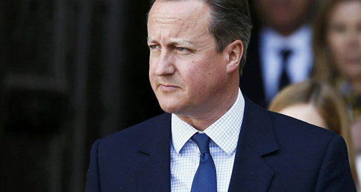 Britain's Prime Minister David Cameron Cameron Faces Coup After 2 Conservatives Issue Leadership Challenge  Read more: http://sputniknews.com/politics/20160529/1040443970/cameron-uk-challenge.html#ixzz4A491unpb