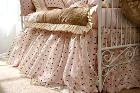 Baby Crib Dust Ruffle Patterns Sewing Patterns For Baby