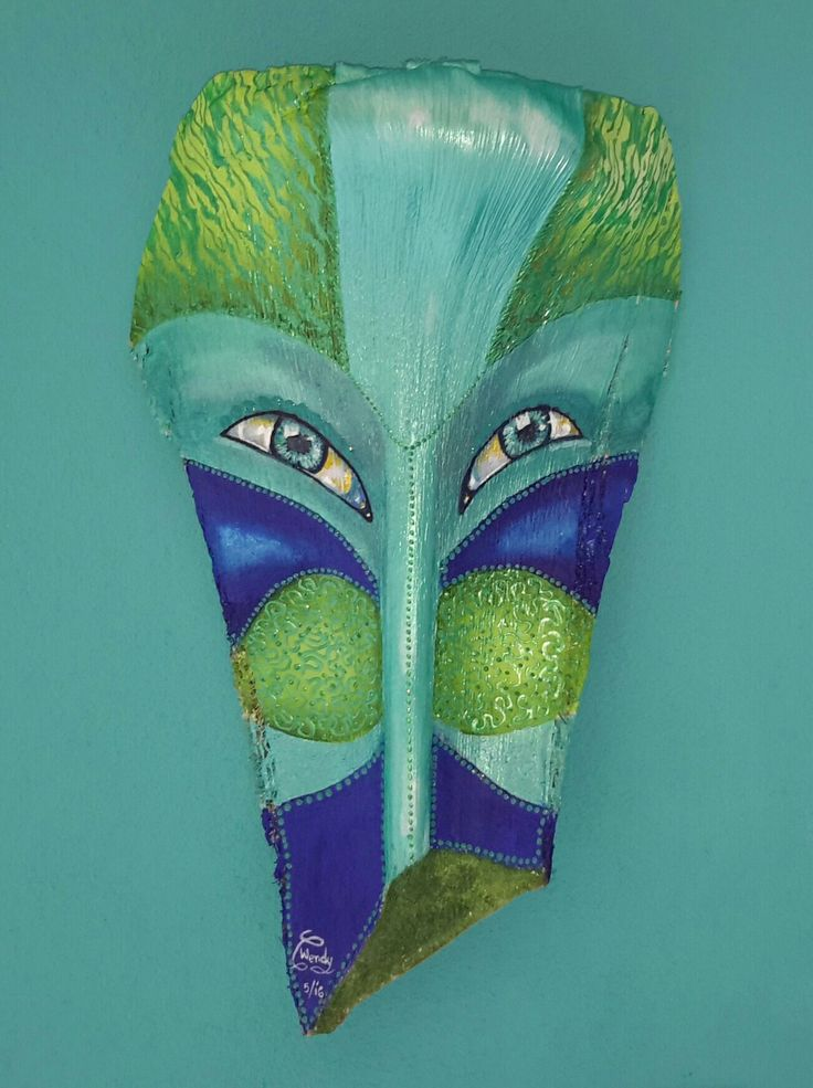 Wendy Cartwright for Rae Britney Crafts (Palm frond art )