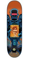 Creature Hitz Life Support Pro Skateboard Deck - Multi - 8.5in x 32.25in