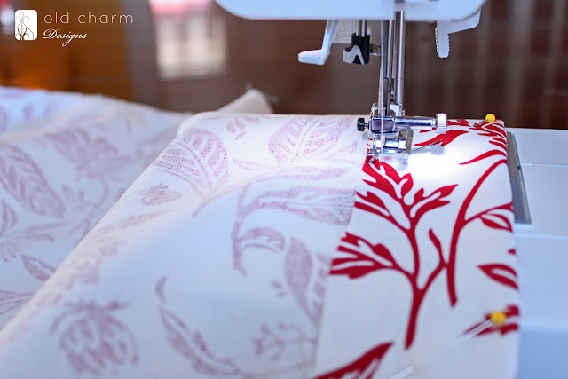 How-to make your own curtains. Great tutorial. Inexpensive.