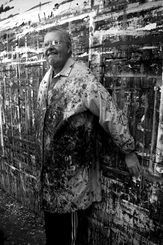 Tentative de disparition de Roland Goossens le passe muraille ! #creahm