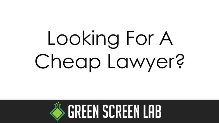 Cheap Lawyer Miami Florida