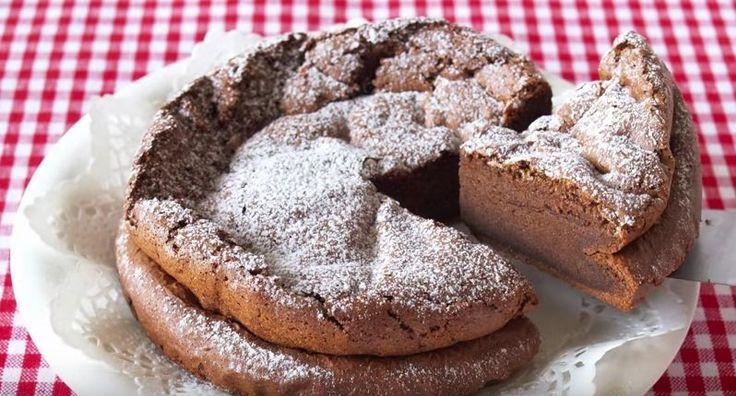 Deze+super+lekkere+taart+zet+je+op+tafel+met+slechts+2+ingrediënten!