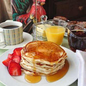 Best Basic Buttermilk Pancakes Recipe | Yummly