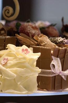Chocolade minitaartjes