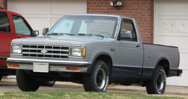 Chevrolet S-10 - Wikipedia, the free encyclopedia