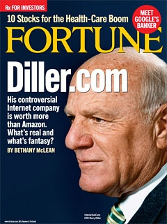 What makes Barry Diller tick