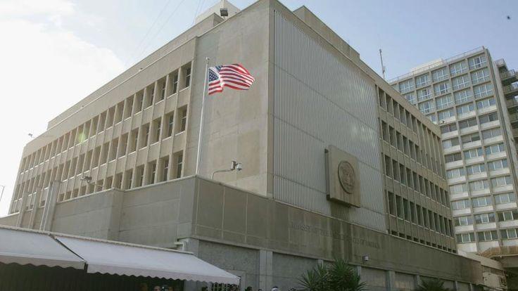 """""""Israel"""" desak Trump untuk memindahkan kedutaan besar AS ke Yerusalem  WASHINGTON (Arrahmah.com) - Duta Besar """"Israel"""" untuk AS mendesak pemerintahan Donald Trump untuk memindahkan kedutaan AS di """"Israel"""" ke Yerusalem.  Trump dan duta besar AS untuk """"Israel"""" yang baru ditunjuk telah berjanji untuk memindahkan kedutaan tersebut.  Duta Besar """"Israel"""" Ron Dermer mengatakan bahwa hal itu akan menjadi """"langkah maju"""" untuk perdamaian.  Dia juga mengatakan di sebuah perayaan Hanukkah di kedutaan…"""
