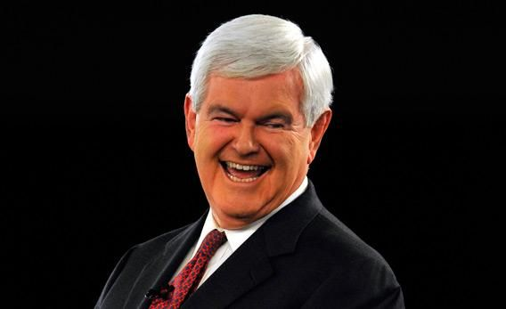 """Newt Gingrich, former republican  Congressman and eternal republican asshole. Some lowlights:  fined $300,000 for lying to Congress, led the cut to welfare benefits for the poor while in the same year (1997) leading the cut to capital gains taxes on the wealthy.  This 5'9"""" walking goatse  asked his wife for a divorce while she was in the hospital recovering from cancer surgery. He was cheating on her during her illness."""