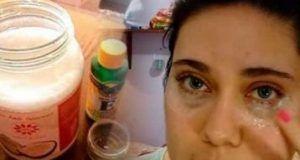 Recette Anti-âge : Une crème naturelle pour les yeux qui efface les rides