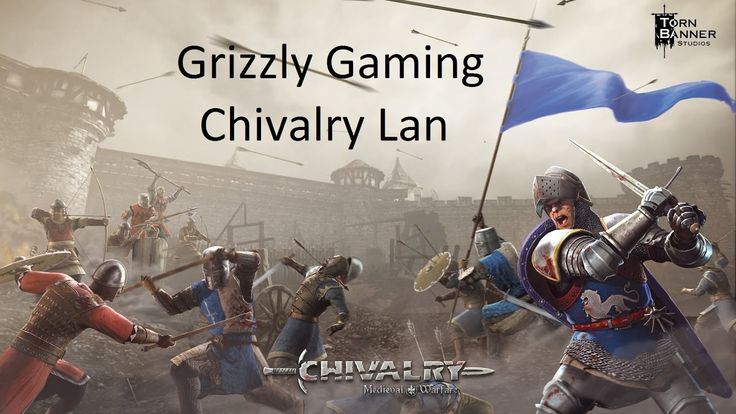 Is chivalry Medieval Warfare the best LAN game ever made?? https://www.youtube.com/watch?v=bPosKAd28yA