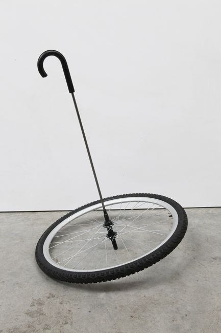 Carl Clerkin, Spinning in the Rain, 2013, Gallery S O London, London Design Festival