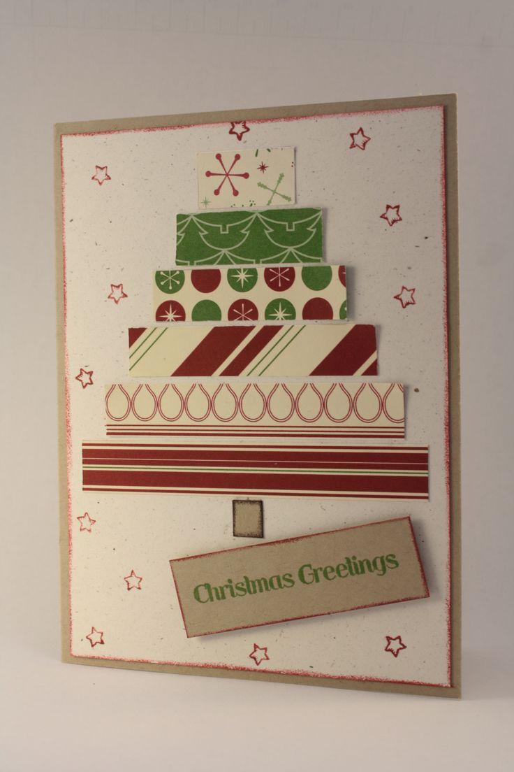 Weihnachtskarte 2013 / by Jutta Schmitt-Lenzen