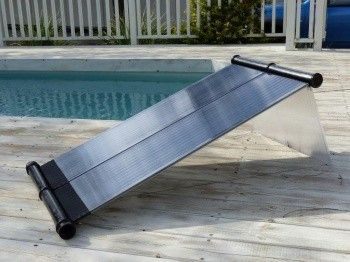 Harness the power of the sun to heat your pool with the Maytronics Solara Heatwave Solar Pool Heater presented by Pool Stuff Express. Raise your pool water temperature by up to 10 degrees Fahrenheit w