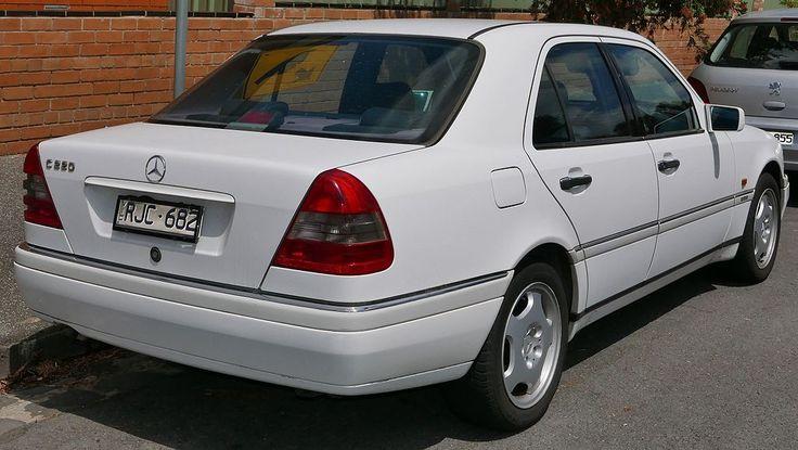 1994 Mercedes-Benz C 220 (W 202) Elegance sedan (2015-11-13) 02 - Mercedes-Benz C-Class (W202) - Wikipedia