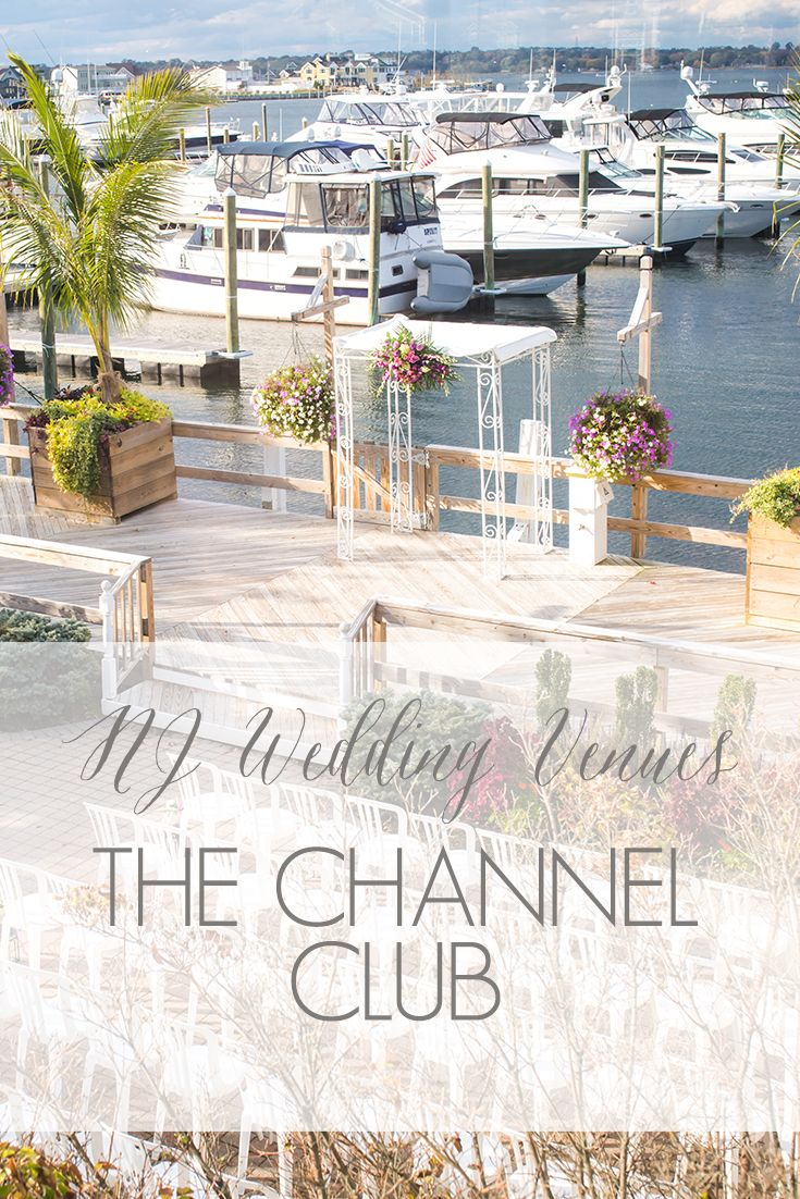 nj wedding venues jersey shore wedding venues the channel club in monmouth beach