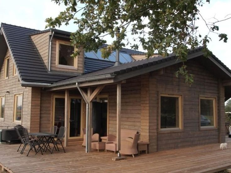 20 Incredibly Beautiful Wooden House Designs